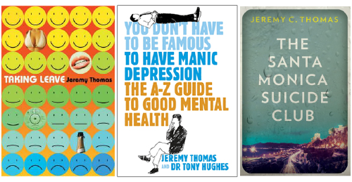 Jeremy Thomas Books